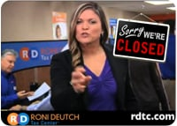roni deutch shut down