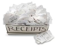 tax documents organization