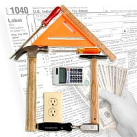 summer home improvement tax deductions