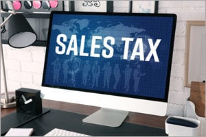sales taxes and supreme court