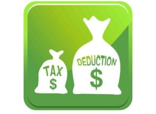 track tax deductions for business