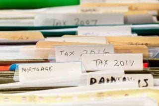 1099 business tax records
